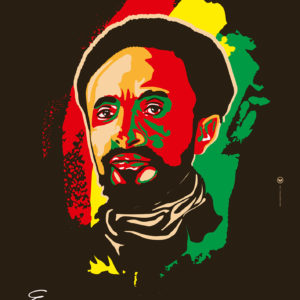 Haile Selassie by Maria Papaefstathiou, aka It's Just Me