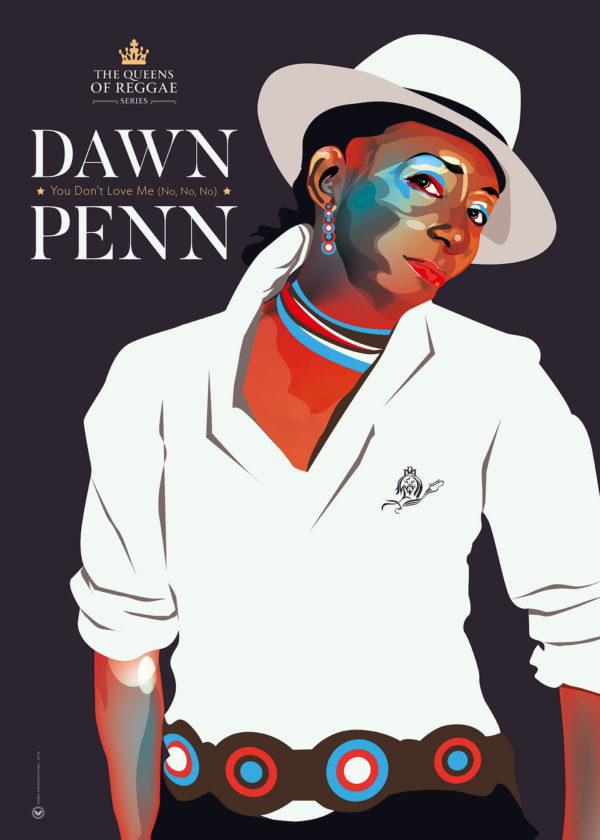 Dawn Penn Reggae Queens Series