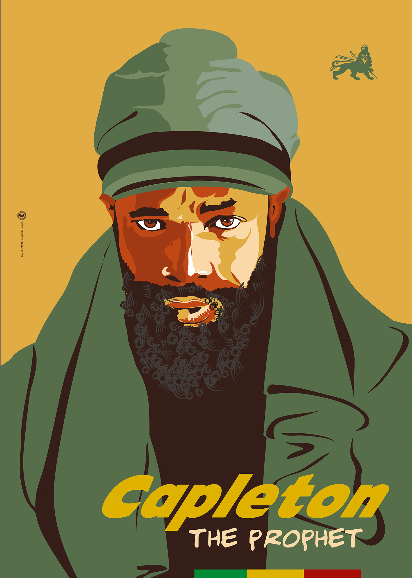 Capleton - The prophet